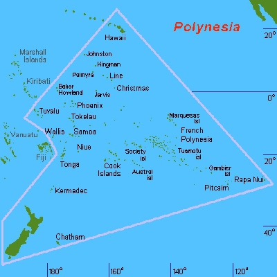 The Polynesian Triangle